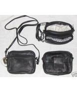 New Genuine Leather Shoulder Bag or Belt Pack 3105 - $16.00