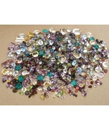 OVER 1000 CARATS OF LOOSE NATURAL GEMSTONE MIX - $224.99
