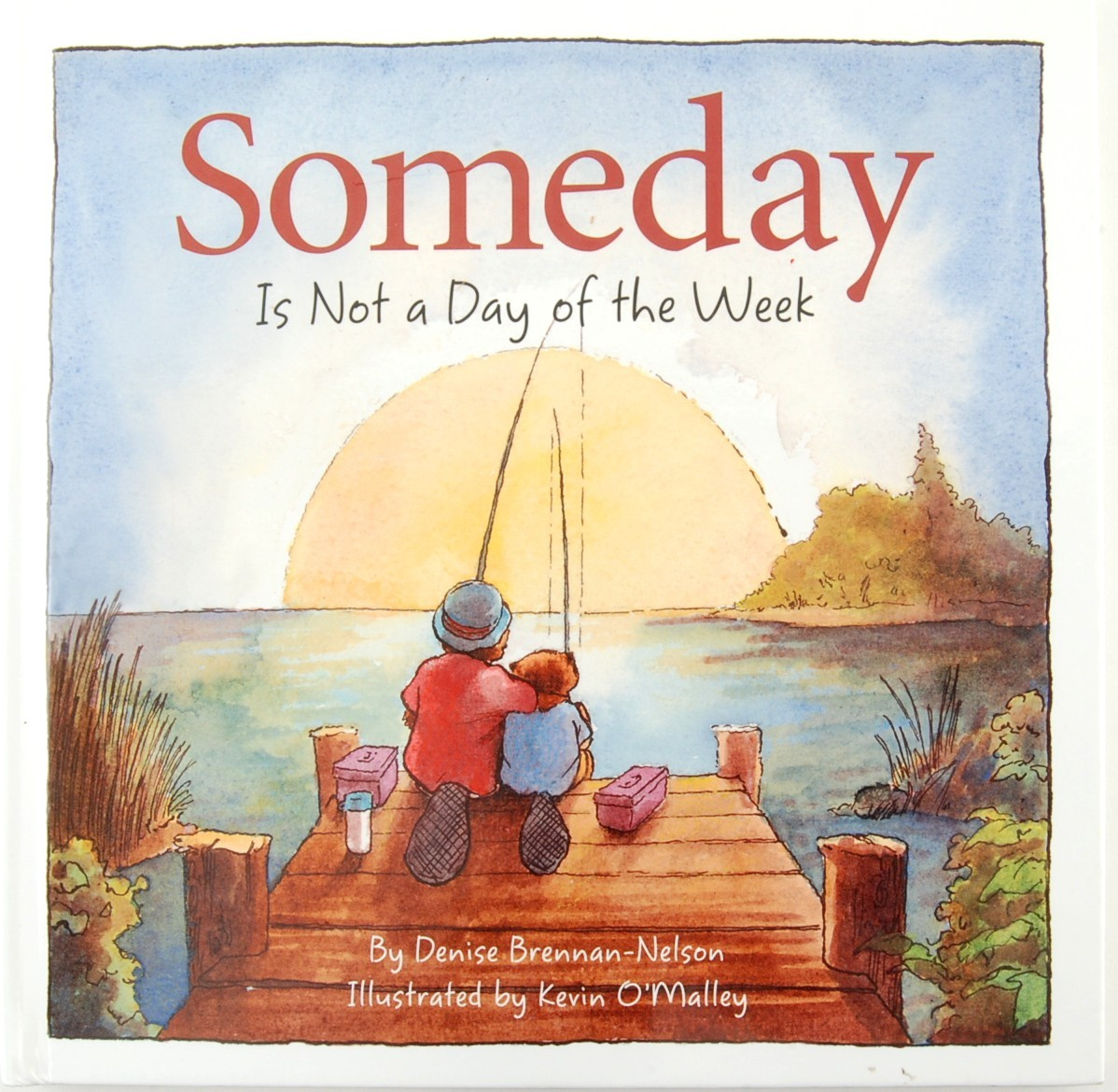 Book someday