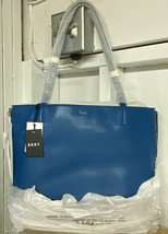 DKNY Mey Large Tote Summer Blue NWT MSRP $198 - $148.00