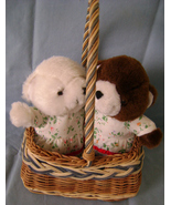 2 Bears in a Basket - $8.00