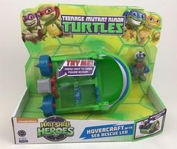 Hovercraft Half-Shell Heroes Teenage Mutant Ninja Turtles Playmates Toys... - $31.14