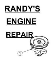 Spindle Assembly With Pulley Mtd 618 04197 918 04197 - $119.99