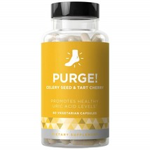 Purge! Uric Acid Cleanse & Joint Support Active Mobility Flexibility 60 ... - $123.45