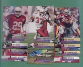1995 Stadium Club Arizona Cardinals Football Team Set - $3.00