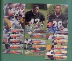 1995 Stadium Club Atlanta Falcons Football Team Set - $2.50
