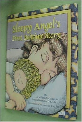 Sleepy Ryan Angel and Storybook, Princess Soft Toys