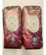 2 Starbucks 2020 Sumatra Holiday Christmas Blend Medium Roast Whole Bean... - $37.50