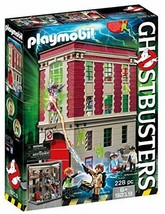 PLAYMOBIL 9219 Ghostbusters Firehouse  - $140.22