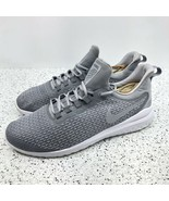 Nike Renew Rival Men's Running Shoes Size 11.5 Stealth Wolf Grey White  - $39.59