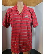 Cutter & Buck University of Louisville striped Polo - Size XL - $17.29