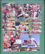 1995 Stadium Club San Francisco 49ers Football Team Set - $3.99