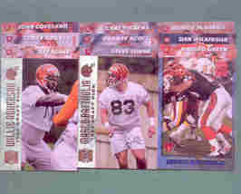 1996 Stadium Club Cincinnati Bengals Football Team Set - $3.00