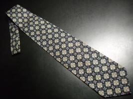 Joseph Abboud Neck Tie Italian Silk Design No 66352 Blues - $12.99