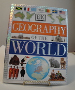 DK Geography of the World Atlas and Geographical Guide - $20.00