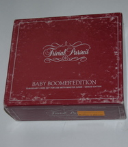 Trivial Pursuit Baby Boomer Edition - $19.95