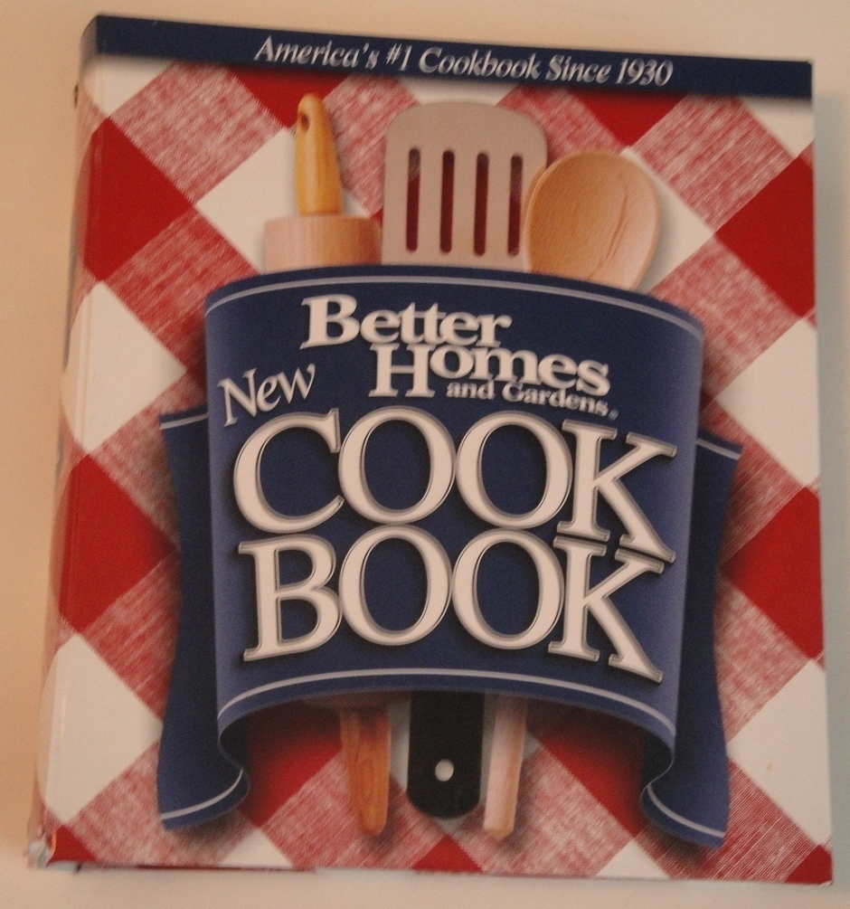 Better Homes and Gardens New Cookbook 12th Edition