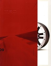 2009 TRD Sport parts accessories brochure catalog Toyota - $9.00