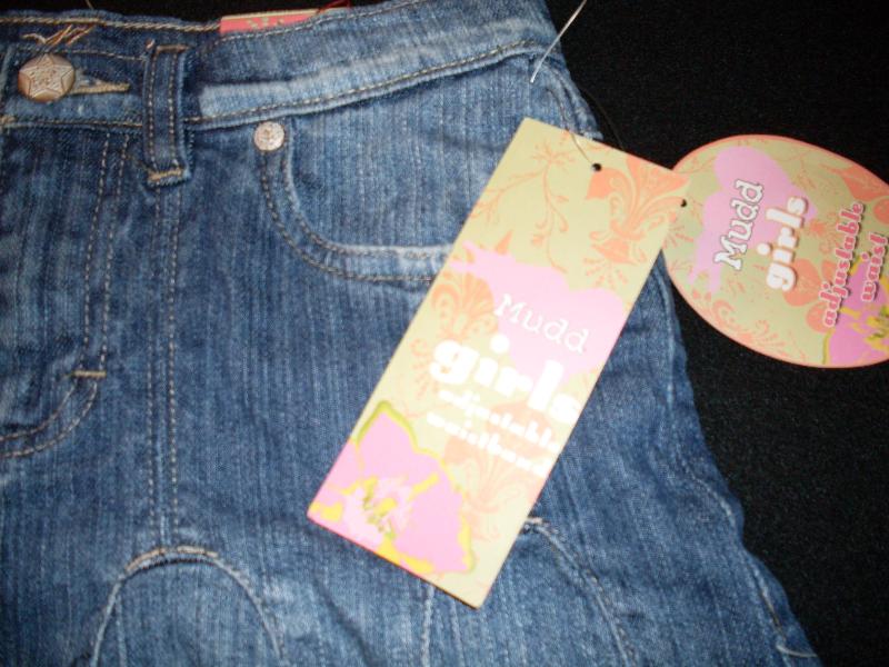 Mudd Girls Denim Skirt Size 10 Reg