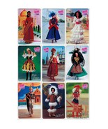 Barbie Calling Card Incomplete Set Panini 23/28 - $8.00