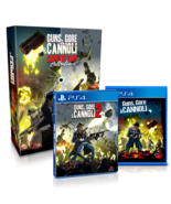 Guns Gore & And Cannoli 1 2 Capo Dei Capi Collector's Edition PS4 Playst... - $178.90