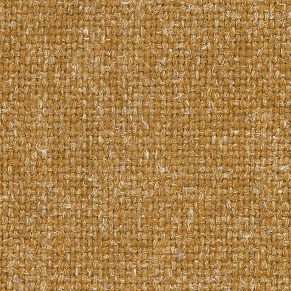 2.875 yards Camira Upholstery Fabric Hemp Gorse Yellow Wool HWP03 NS
