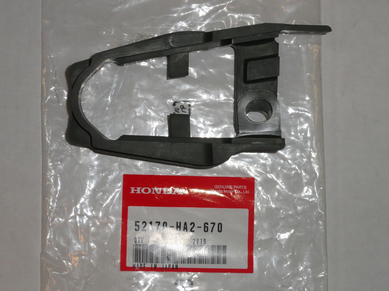 Chain Slider Buffer Guide Honda ATC250R TRX250R ATC250 TRX250 ATC TRX 250R 250 R