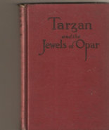 Vintage Book - Tarzan and the Jewels of Opar (1940's) - $9.95