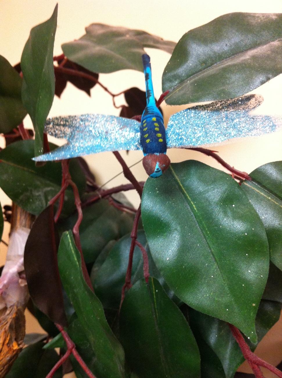 Artificial Ficus Tree Plant - Silk Leaves & Natural Wood Tru