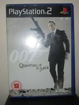 007 QUANTUM OF SOLACE (PS2) - $11.00