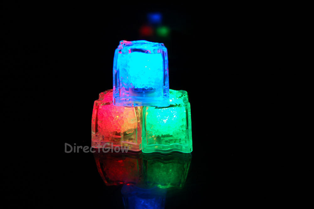 Primary image for 1 Single Rainbow LiteCube Brand LED Light up Ice Cube