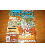 Kitchen Remodeling Solutions Design Magazine - $3.00