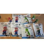 Mario Kart Wii K'NEX Building Set figures Mario - Luigi - Yoshi - $57.00