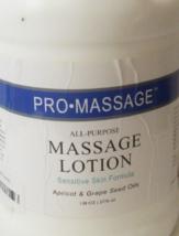 Pro Massage All Purpose Massage Lotion 128 oz. - Gallon, new, free ship!... - $52.46