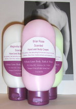 Coconut Lime Scented Hand & Body Cream 4oz Tube