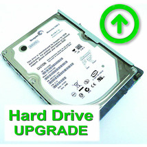 "750GB HDD 2.5"" for Macbook Pro 2009-2012 MacOS High Sierra Installed Har... - $44.10"