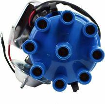 Chevy GM SBC BBC R2R Complete Distributor 283 305 307 327 350 400 396 427 Blue image 4
