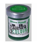 Jerome Russell Semi Permanent Punky Colour Hair Cream 3.5oz Apple Green ... - $9.89
