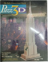 **BRAND NEW** Empire State Building Collectible 3D Puzzle - Wrebbit Puzz-3D - $29.99