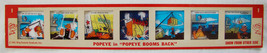 "No. 1 Popeye in ""Popeye Booms Back""  Vintage 1964 Kenner Color Slide - $10.00"