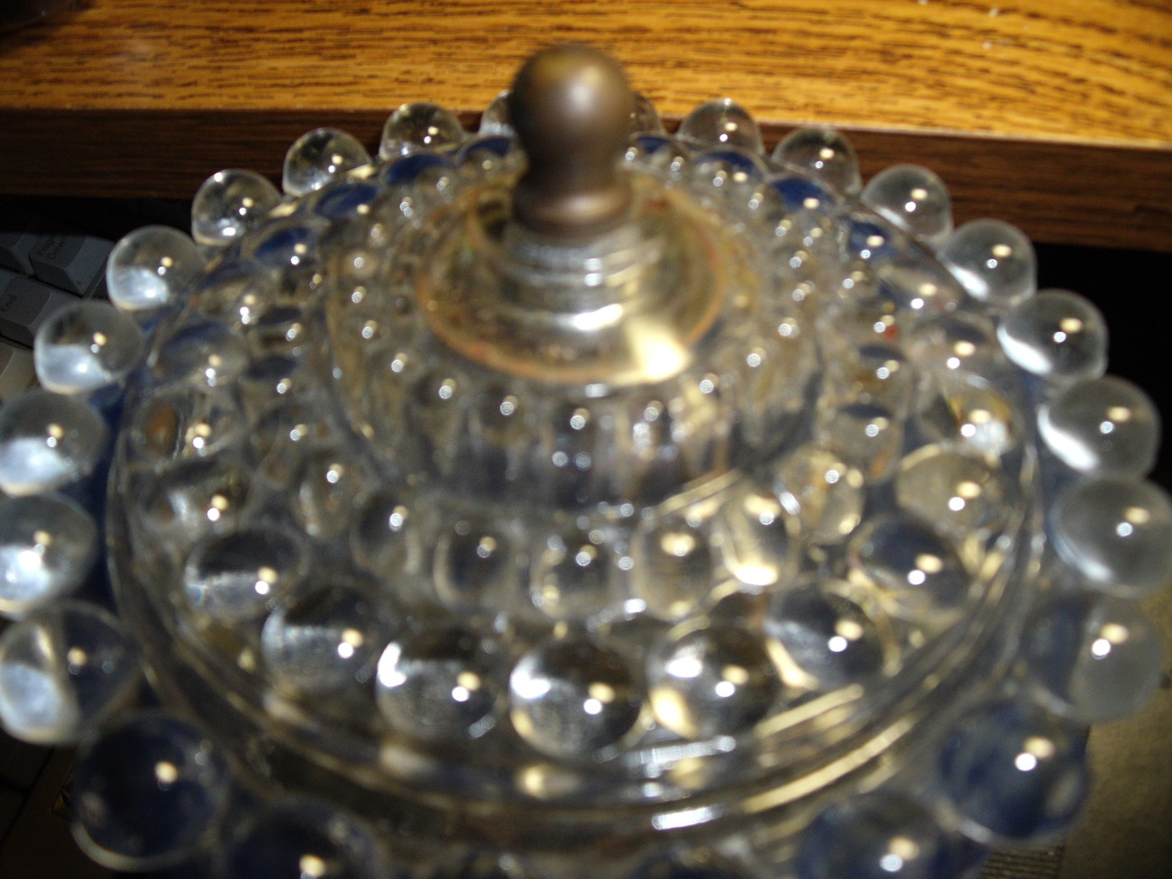 Glass Lamp Shade for Small Lamp