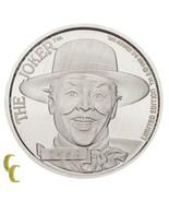"Batman"" el Joker "" 50th Anniversary la Conmemorativas de Plata 1 Oz Mone... - €102,67 EUR"