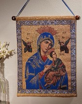 Blue Madonna Wall Hanging - $48.95
