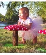 Red Whimsical White Polka Dot Toadstool Mushroo... - $99.99