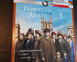 Masterpiece Downton Abbey Season 5 Blu-ray bonus Music CD London Orchestra