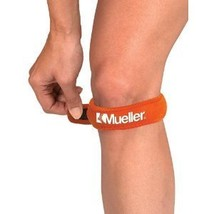 Mueller Jumper Knee Strap , Orange - $9.99