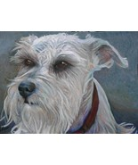 Custom made Pet portrait   5x7 drawing, matted to 8x10 - $27.99