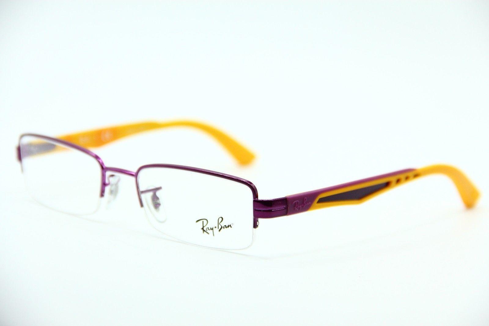 9b2184bd2c9684 New RAY-BAN Rb 6264 2797 Purple Eyeglasses and 50 similar items