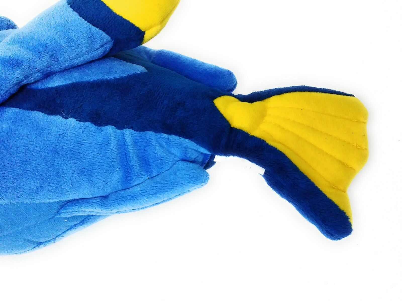 "13"" Disney Pixar Finding Nemo Dory Plush Stuffed Animal Movie Big Blue Fish"