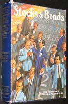 1964 Stocks & Bonds Bookcase Game - $17.10